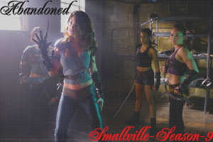 """Episode 8 = """"Abandoned"""", le 12 Novembre 2010 sur """"The CW"""" (VO) - Inédit Episode 8 = """"L'oiseau Bleu"""", le 27 mai 2011 sur """"TF6"""" (VF) - Inédit"""