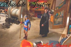 """Episode 11 & 12 = """"ABSOLUTE JUSTICE [double épiosde de 1heures 30min]"""", le 5 février 2010 sur """"The CW"""" (VO) - InéditEpisode 11 & 12 = """"L'etoffe des Héros"""" [double épisode de 1h30], le 24 mai 2010 sur """"TF6"""" (VF) - Inédit"""