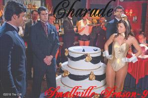 """Episode 19 = """"CHARADE"""" , le 23 avril 2010 sur """"The CW"""" (VO) - InéditEpisode 19 = """"Le Roi Noir"""" , le 21 juin 2010 sur """"TF6"""" (VF) - Inédit"""