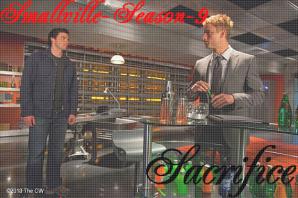 """Episode 20 = """"SACRIFICE"""" , le 30 avril 2010 sur """"The CW"""" (VO) - InéditEpisode 20 = """"Le Nerf de la Guerre"""" , le 21 juin 2010 sur """"TF6"""" (VF) - Inédit"""