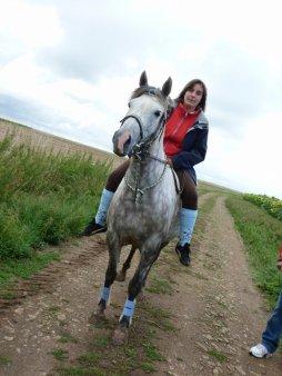 """"""" On ne peut prétendre maîtriser un cheval tant qu'on ne se maîtrise pas soi-même """""""
