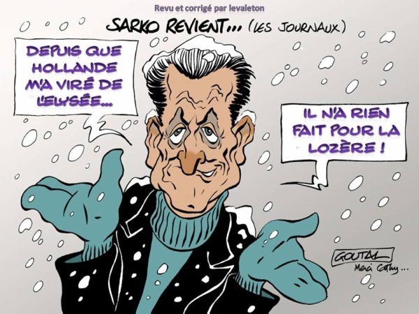 Attention, Sarko se réveille !