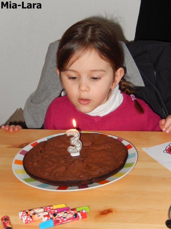 L'anniversaire de Lara