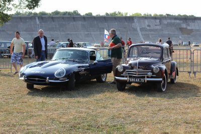 Un autre tour à l'Autodrome Héritage Festival !