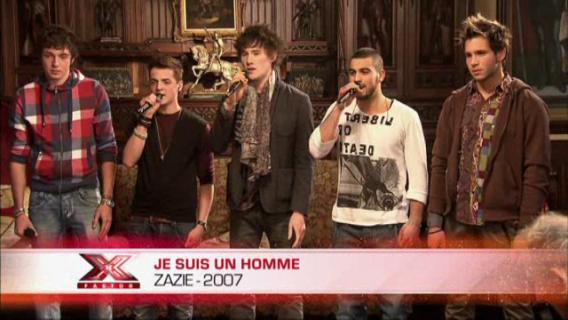 2nde Nature / Je suis un homme (2011)