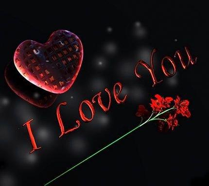 ☆ I love you ☆