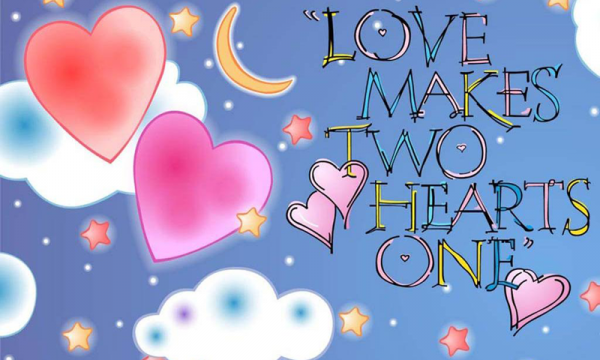 ♥ ♫ ☆--Two hearts => One<3 - -☆ ♫ ♥