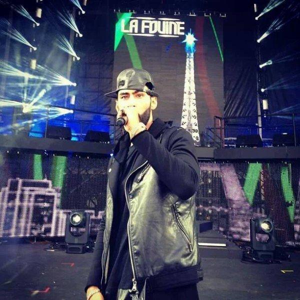 La Fouine mon idole♥