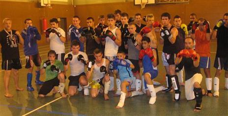 mon club de boxe thailandaise