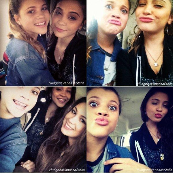 25 Mars 2012. Vanessa & Austin ont été vue dans Soho à New York