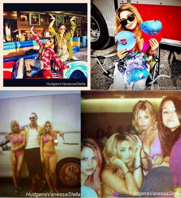 10 Avril 2012. Vanessa & Austin ont été vue dans les rues de Los Angeles