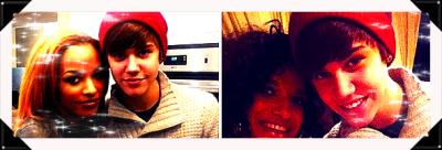 Justin sortie du comissaria et des photos de fanes