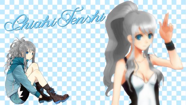 Perso : Chiaki Tenshi
