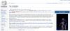 Problème Wikipédia
