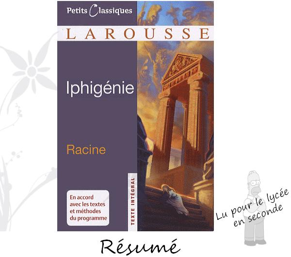 Iphigénie | Racine