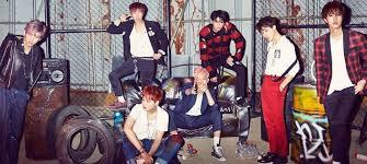 BTS !!     DARK  & WILD !!