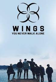BTS !!  WINGS: YOU NEVER WALK ALONE !!