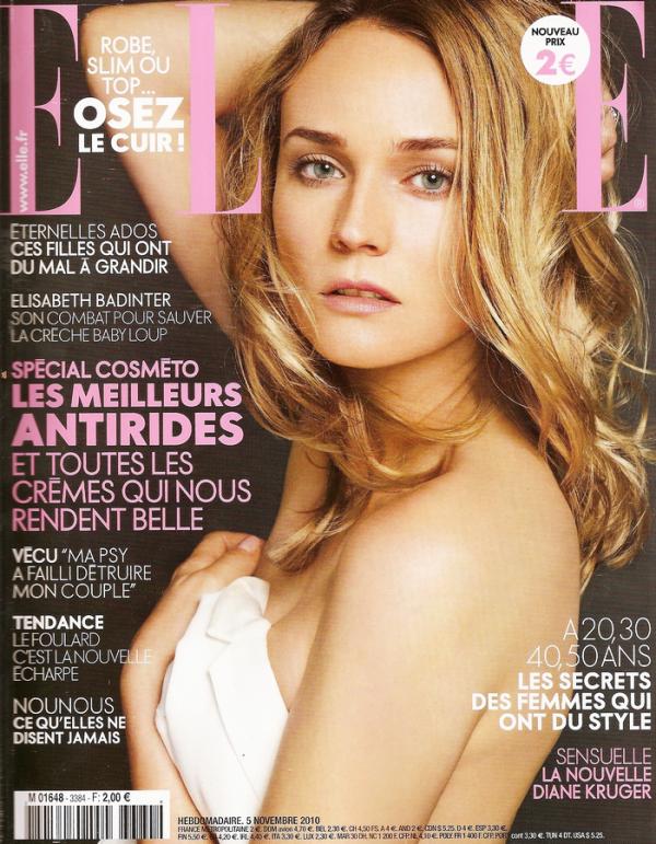 Elle France Novembre 2010