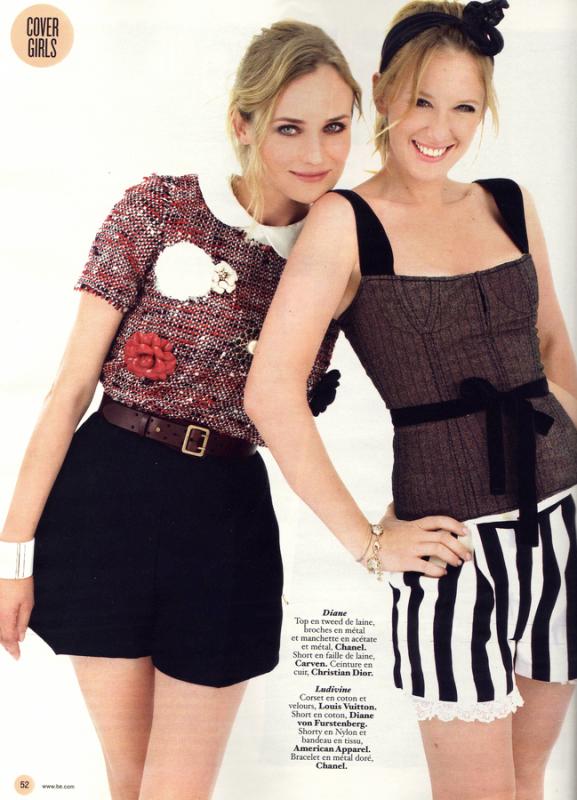 Be Magazine Novembre 2010