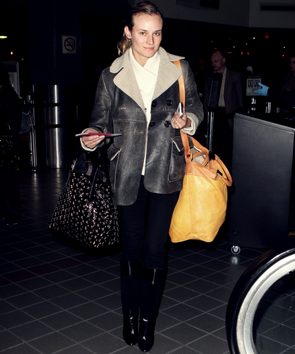 27 Novembre 2010 - At Lax Airport