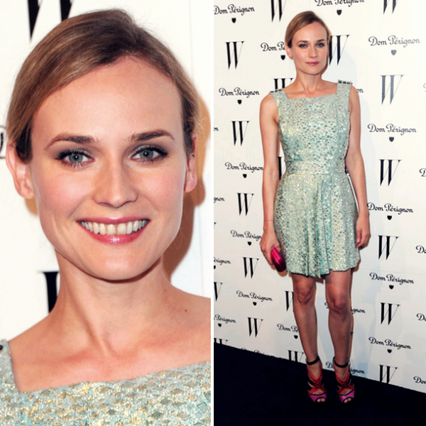 14 Janvier 2011 - W Magazine Golden Globe Awards Party