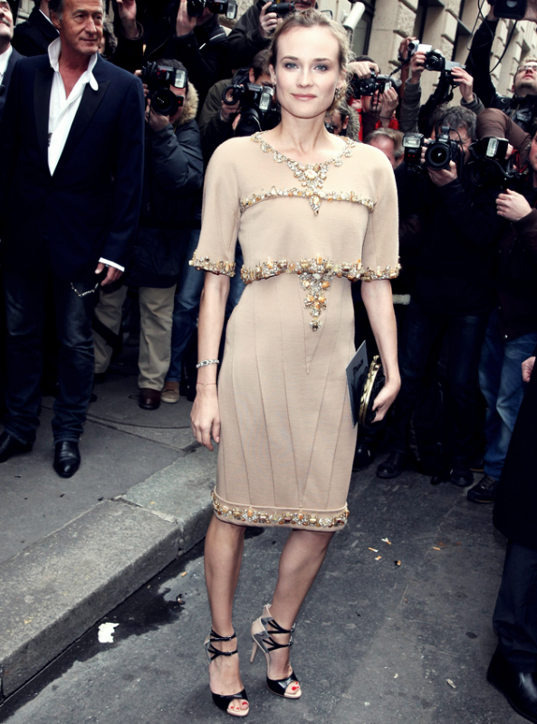 25 Janvier 2011 - Défilé Haute Couture P/E 2011 Chanel