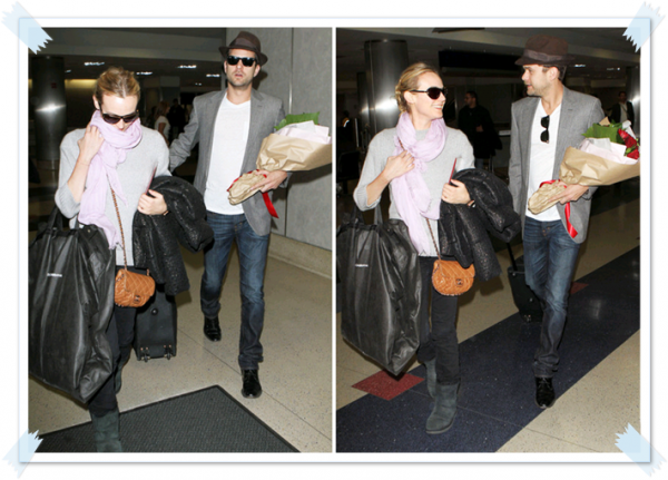 14 Février 2011 - Gotham Magazine Party / Diane&Joshua in Lax