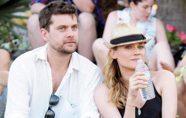 """17 Avril 2011 - Diane et Joshua au Festival de musique """"Coachella"""" à Los Angeles"""