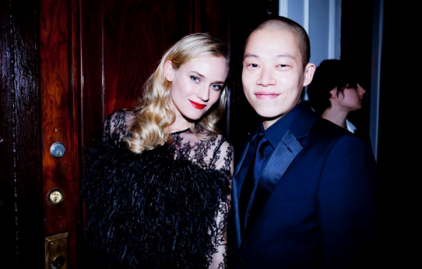 2 Mai 2011 - Diane assiste avec Joshua et Jason Wu au Costume Institute Gala à New York / After Party