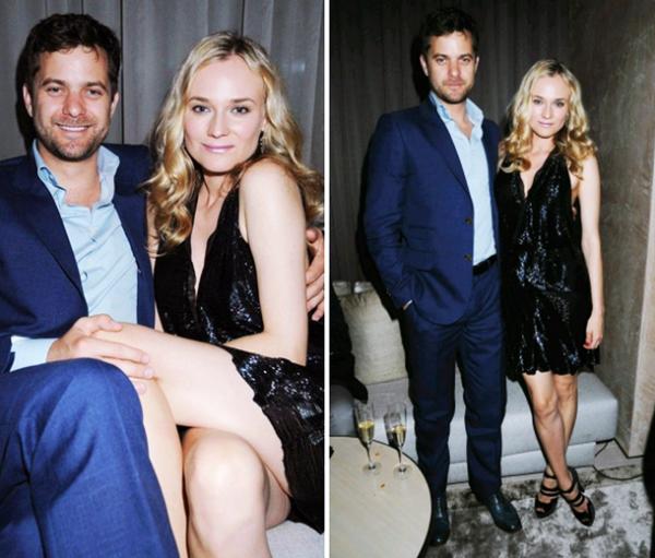 5 Mai 2011 - Diane et Joshua à I'inauguration d'un hôtel à Istanbul