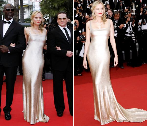 12 Mai 2011 - Diane et Joshua montent les marches du Festival de Cannes