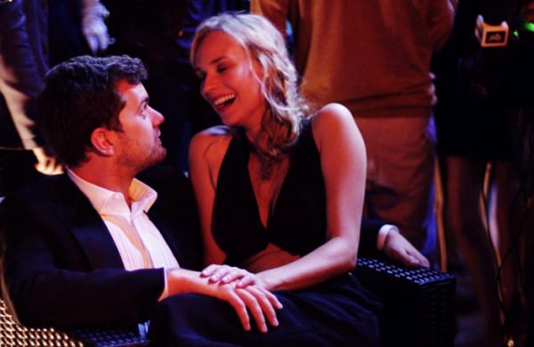 12 Mai 2011 - Diane et Joshua à la fête l'Oréal
