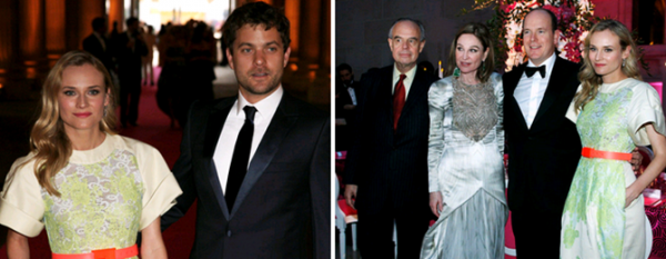 "14 Juin 2011 - Diane et Joshua au ""Liaisons Au Louvre II"" Charity Gala"