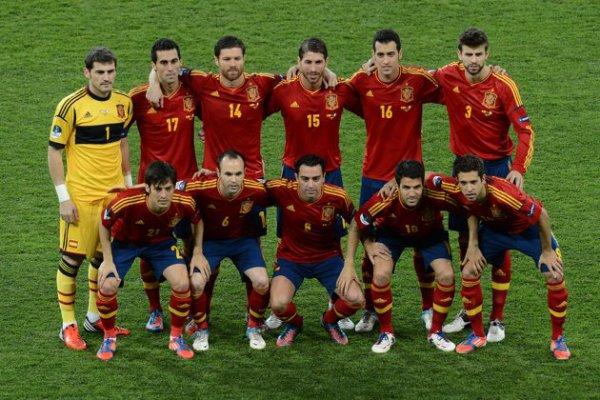 Qualification pour l'euro 2012 & phase de final