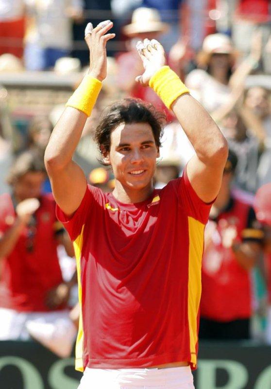 Coupe Davis - l'Espagne élimine la France
