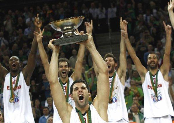 Eurobasket: l'Espagne remporte son 2° titre de champion d'Europe d'affilé !