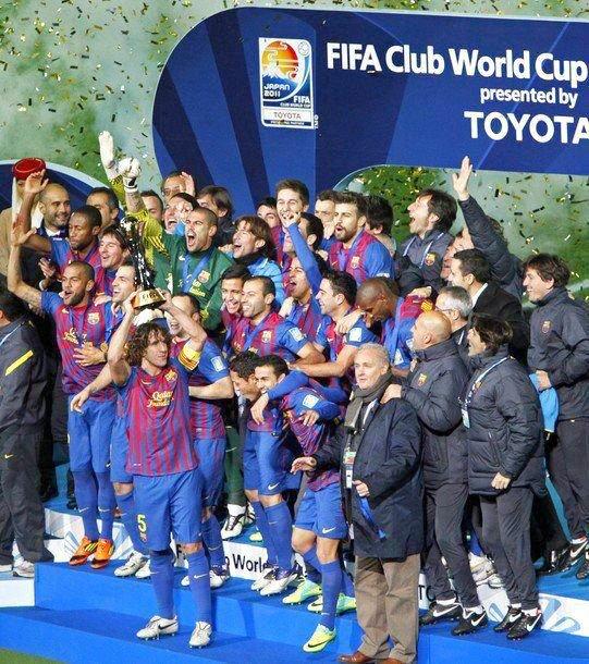 La Coupe du Monde, des Clubs pour le FC Barcelona