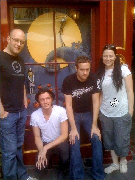 Nouvelles photos du groupe.