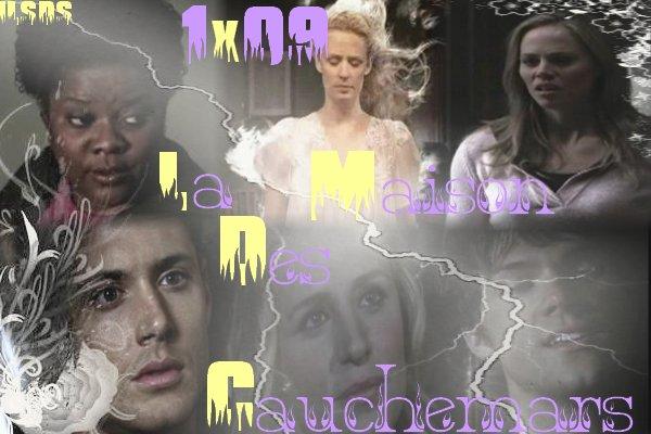 Episode 9 : La maison des cauchemars Créa by § Déco by §