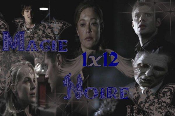 Episode 12 : Magie noire Créa by § Déco by §
