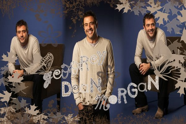 Jeffrey Dean Morgan - John Winchester Créa by § Déco by §