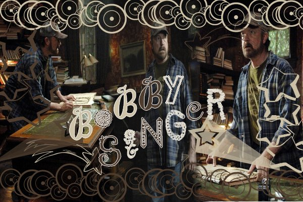 Jim Beaver - Bobby Singer Créa by § Déco by §