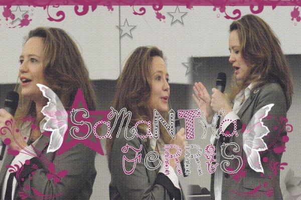Samantha Ferris -Ellen Harvelle Créa by § Déco by §