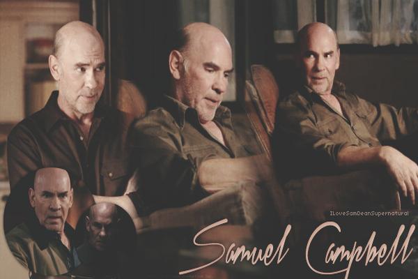 Mitch Pileggi - Samuel Campbell Créa by § Créa by § Déco by §