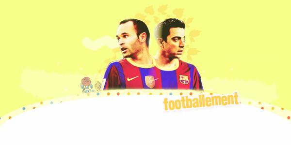 * Iniesta i Xavi.___________________________@Maëva, 10 de junio 2011
