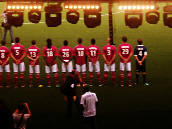 * Olympique Lyonnais.___________________________@Maëva, 8 de agosto 2011