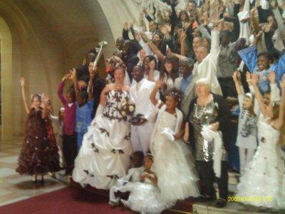 mariage seydou et carina le 18septembre 2010