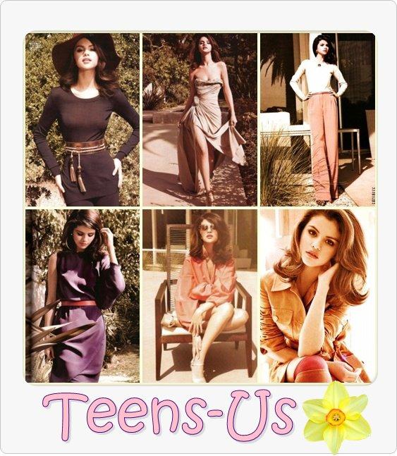 Zoom sur les nouveaux photoshoot de Selena Gomez et de Victoria Justice