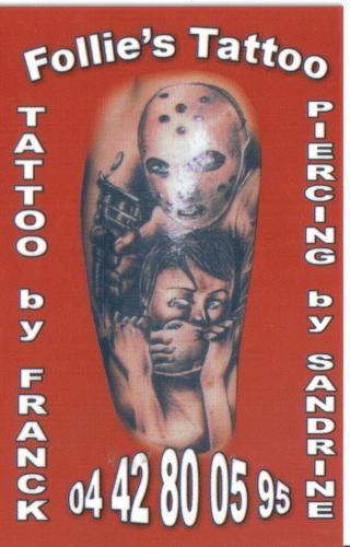 follie's tattoo