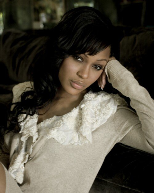 MEGAN GOOD  I LOVE YOU